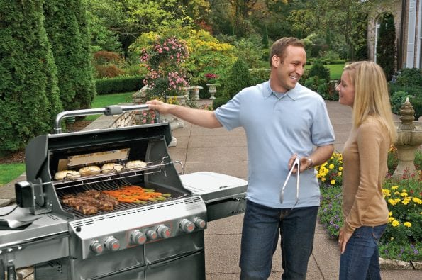 Gas in its glory weber summit 470 lifestyle